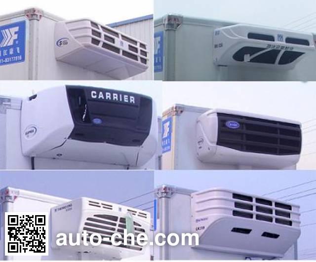 康飞牌KFT5163XLC4冷藏车