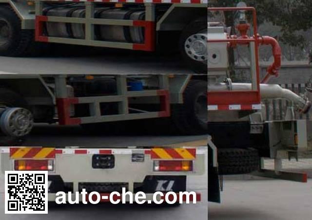 PetroKH KHZ5300TYL fracturing truck