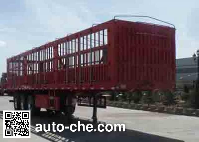 蒙驼凯力达一牌KLD9401CCY仓栅式运输半挂车