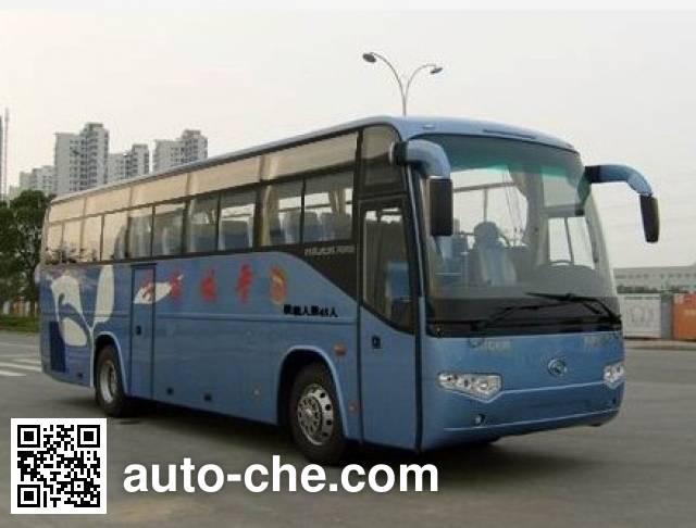 海格牌KLQ6109E4客车