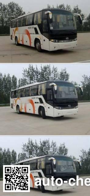 Higer KLQ6115HZAHEVE50E hybrid bus