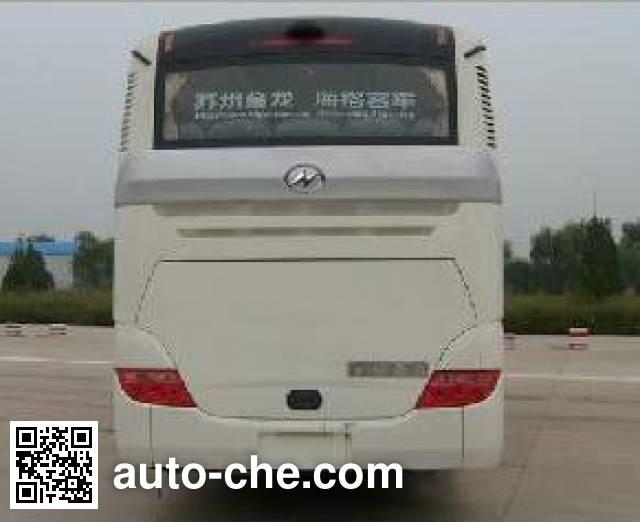 海格牌KLQ6115HAE52客车