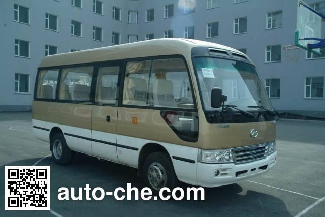 海格牌KLQ6602E4客车