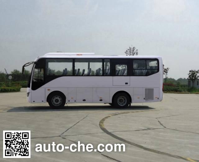 Higer KLQ6812KAHEVE51E hybrid bus