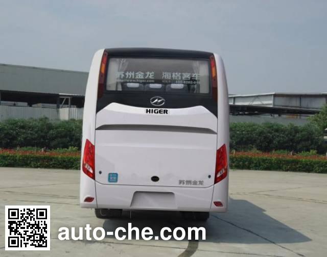 海格牌KLQ6902KAE41客车