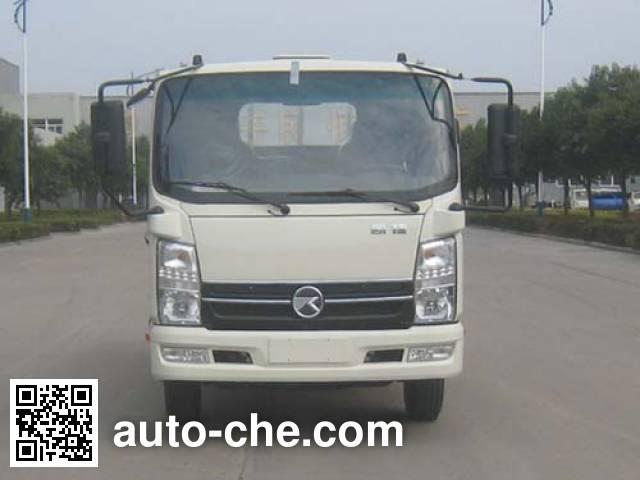 Kama KMC1042EVA33D electric truck chassis