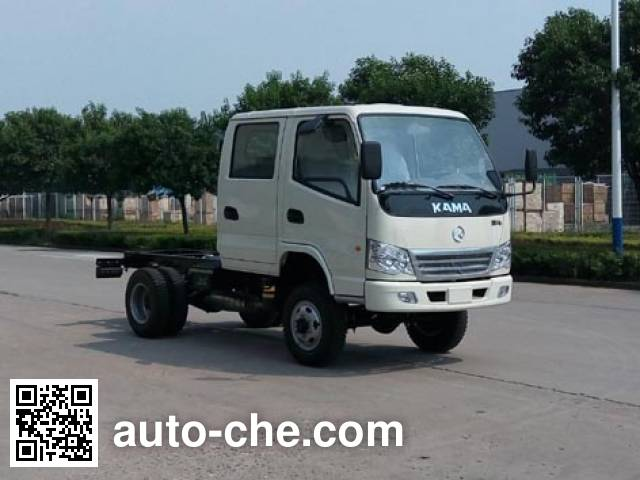 Kama KMC2042A33S5 off-road truck chassis
