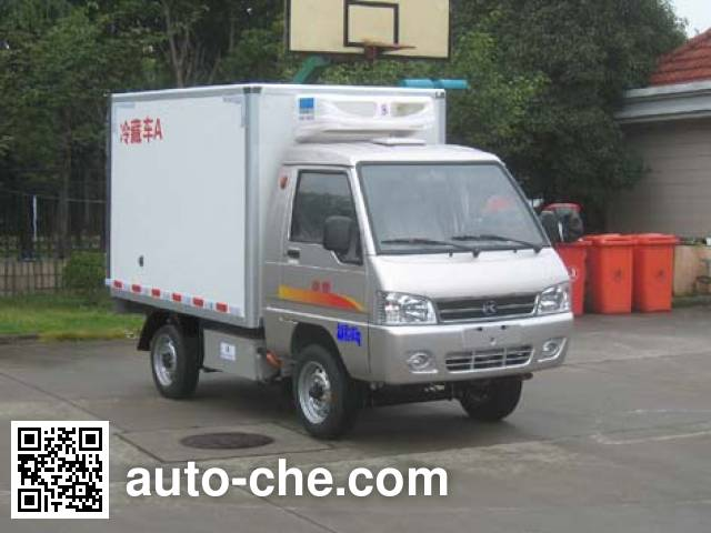 Kama KMC5020XLCEV21D electric refrigerated truck