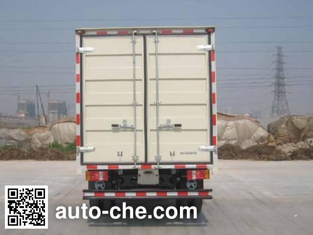 Kama KMC2042XXYA33S5 cross-country box van truck