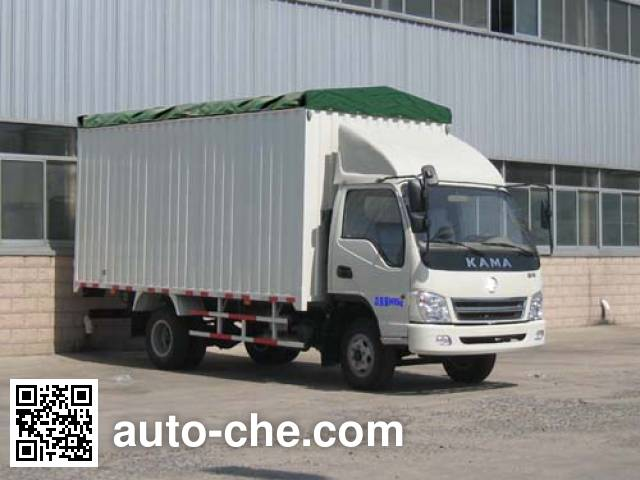 Kama KMC5088D3XXB soft top box van truck