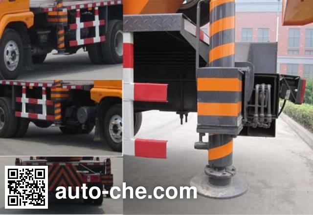 Kama KMC5101JQZQY10 truck crane