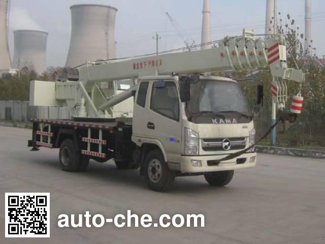 Kama KMC5103JQZ8LF truck crane
