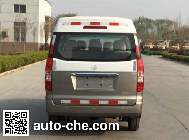 Zhongtong LCK5027XDWBEV1 electric service vehicle
