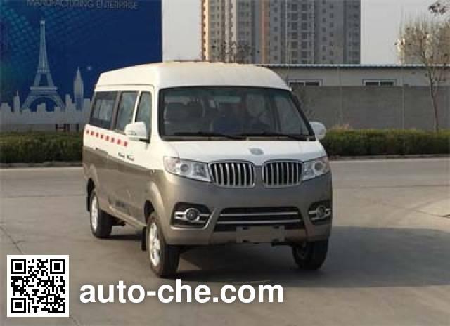 中通牌LCK5027XDWBEV1纯电动流动服务车