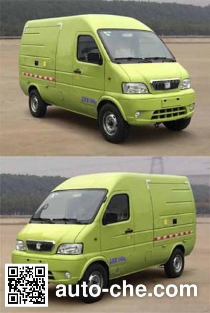 中通牌LCK5032XXYBEV1纯电动厢式运输车