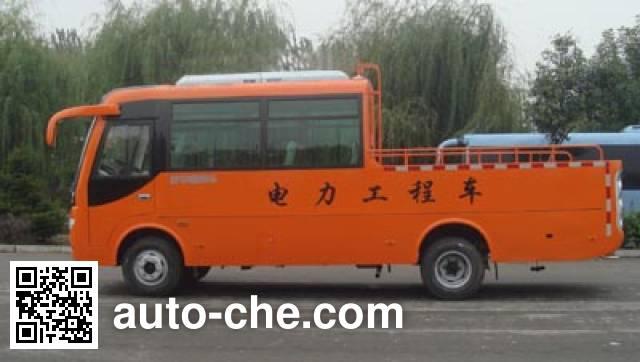 中通牌LCK5072XGC3电力工程车