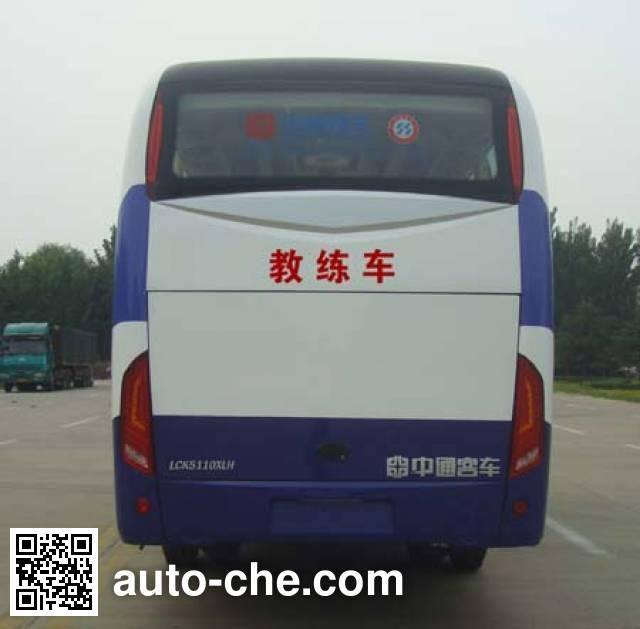 中通牌LCK5110XLH教练车