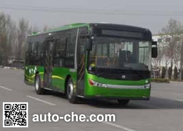 中通牌LCK6106PHENV混合动力城市客车