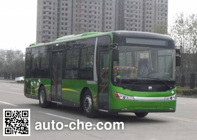 中通牌LCK6103PHEVCN混合动力城市客车
