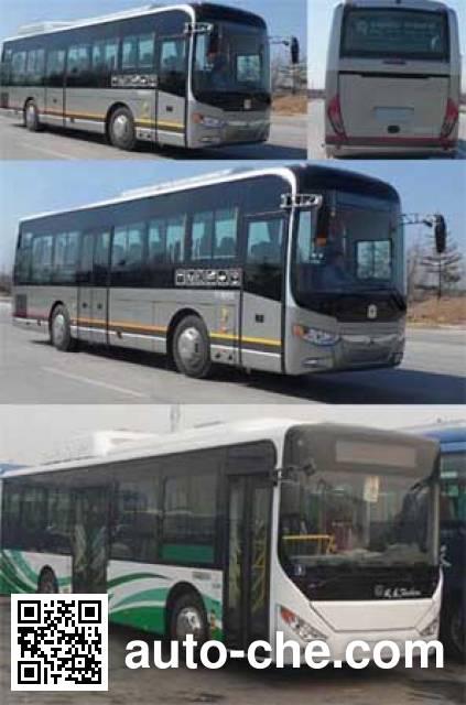 中通牌LCK6105HQGN城市客车