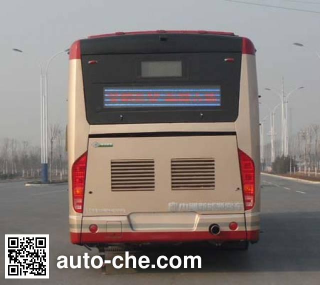 中通牌LCK6106PHENVQ混合动力城市客车