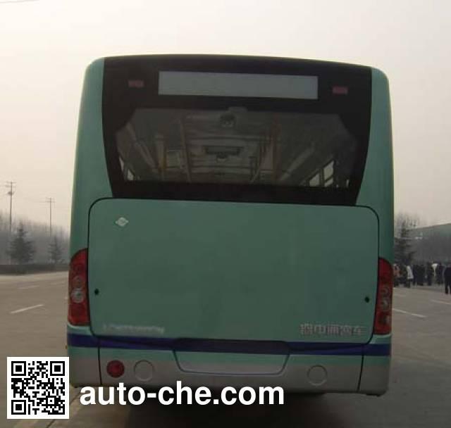 中通牌LCK6108DGN城市客车