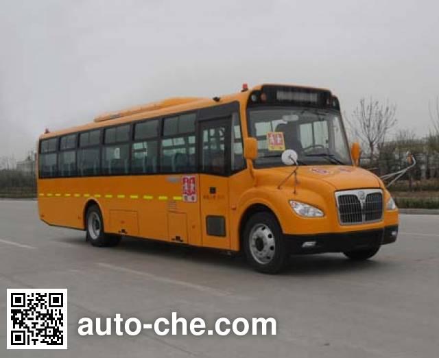 中通牌LCK6109DZX中小学生专用校车