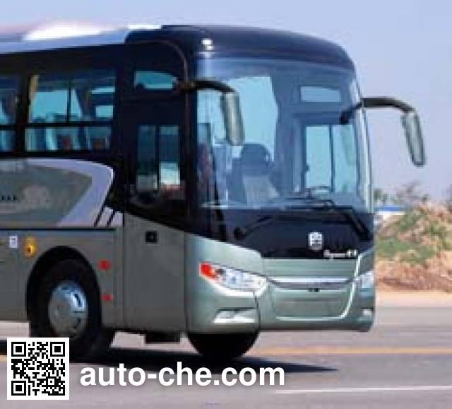 中通牌LCK6109PHEVG插电式混合动力城市客车