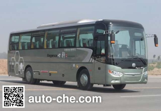 中通牌LCK6119PHEV插电式混合动力客车