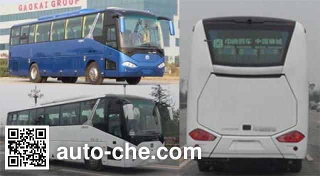 Zhongtong LCK6118HQN1 bus