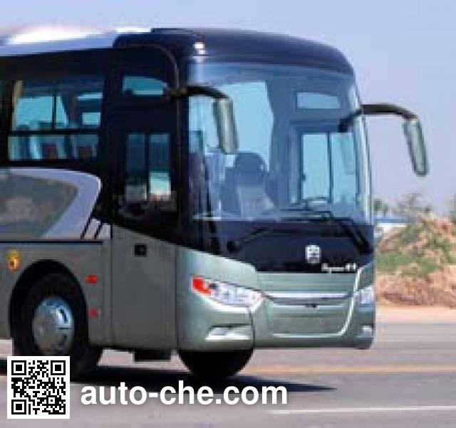中通牌LCK6119PHEVG插电式混合动力城市客车