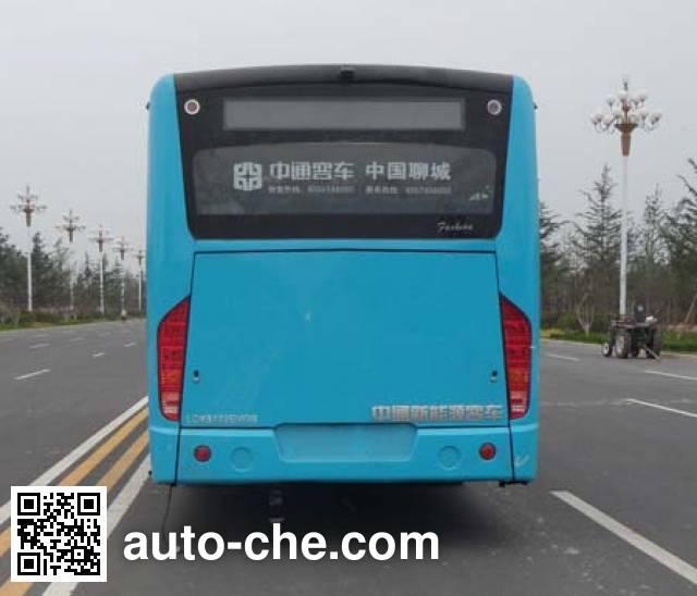 中通牌LCK6122EVGB纯电动城市客车
