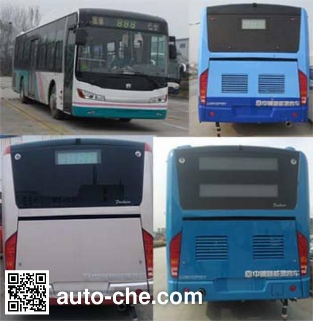 中通牌LCK6122PHEV混合动力城市客车