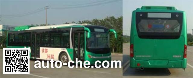 中通牌LCK6123PHEVCN混合动力城市客车
