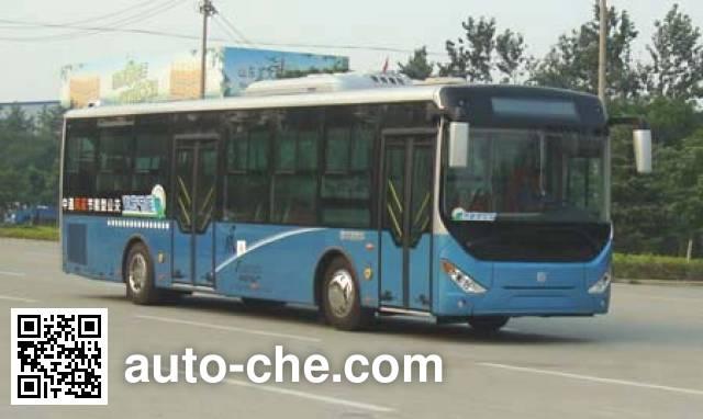 中通牌LCK6125HGA城市客车