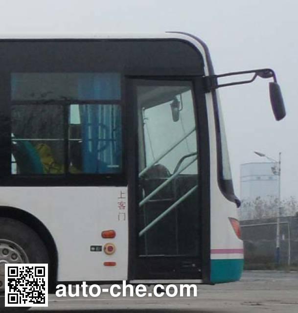 中通牌LCK6119PHEVNG插电式混合动力城市客车