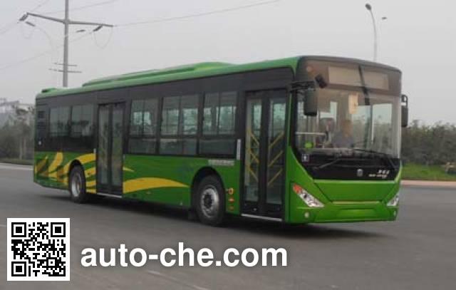 中通牌LCK6127PHEVG插电式混合动力城市客车