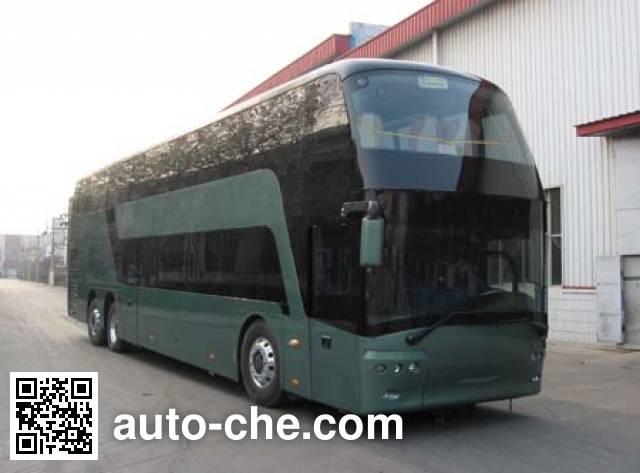 中通牌LCK6140HD双层客车