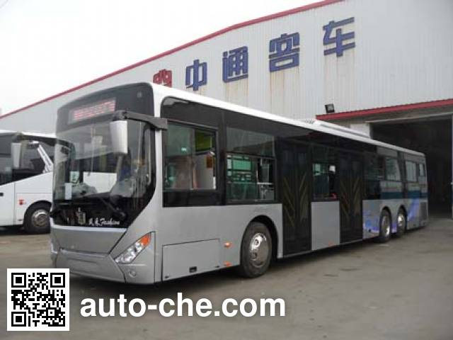 中通牌LCK6140HGN城市客车