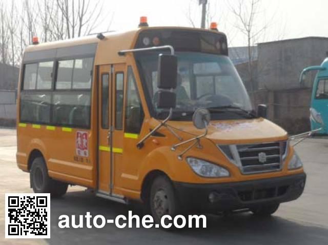 中通牌LCK6530D4XH幼儿专用校车
