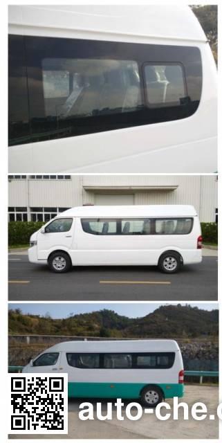 中通牌LCK6600BEV7纯电动客车
