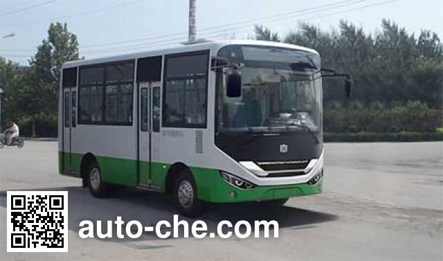 中通牌LCK6609D4GE城市客车