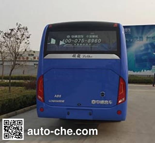 中通牌LCK6660D5E客车