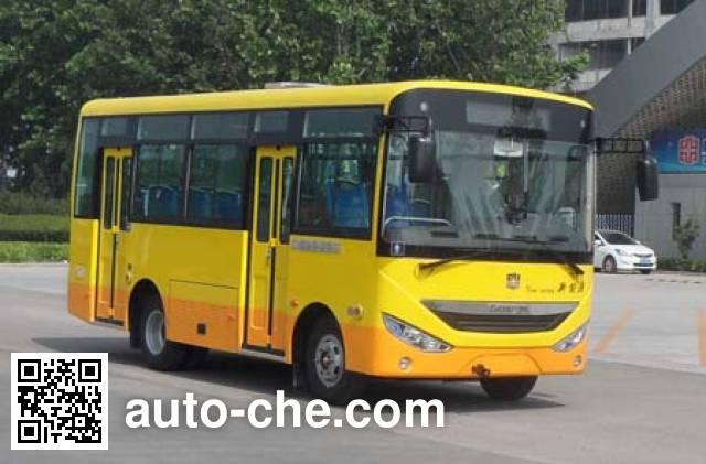 中通牌LCK6663EVG纯电动城市客车