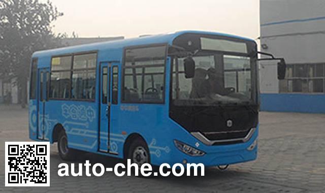 中通牌LCK6669N5GE城市客车