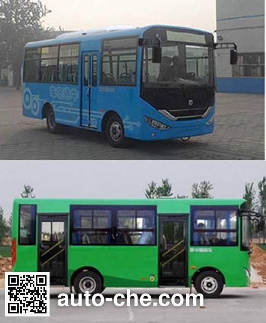 中通牌LCK6669D4GE城市客车