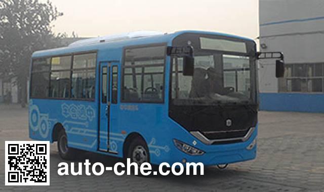 中通牌LCK6669N5GH城市客车