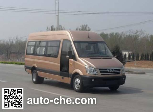 中通牌LCK6709EVG1纯电动城市客车