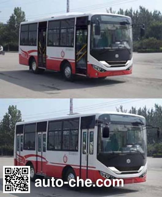 中通牌LCK6722D4GH城市客车