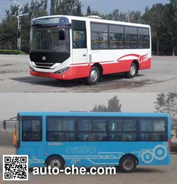 中通牌LCK6722N5GH城市客车